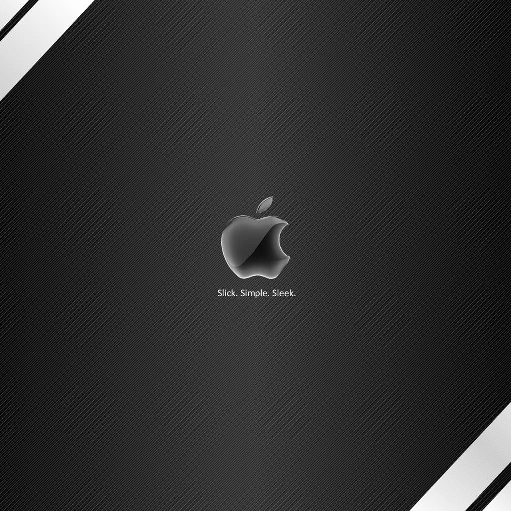 Apple Logo Sleek