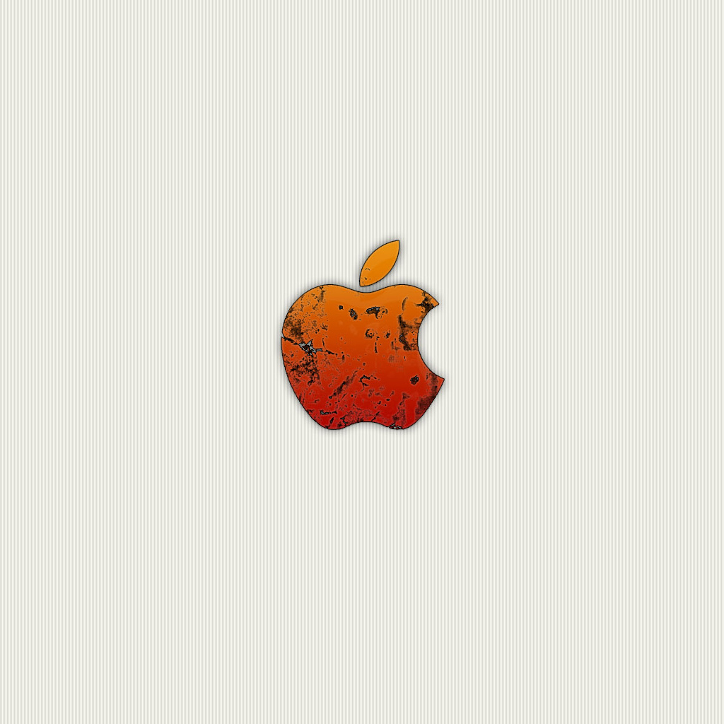 Apple Logo Crack