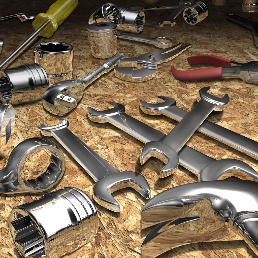 Metallic Tools