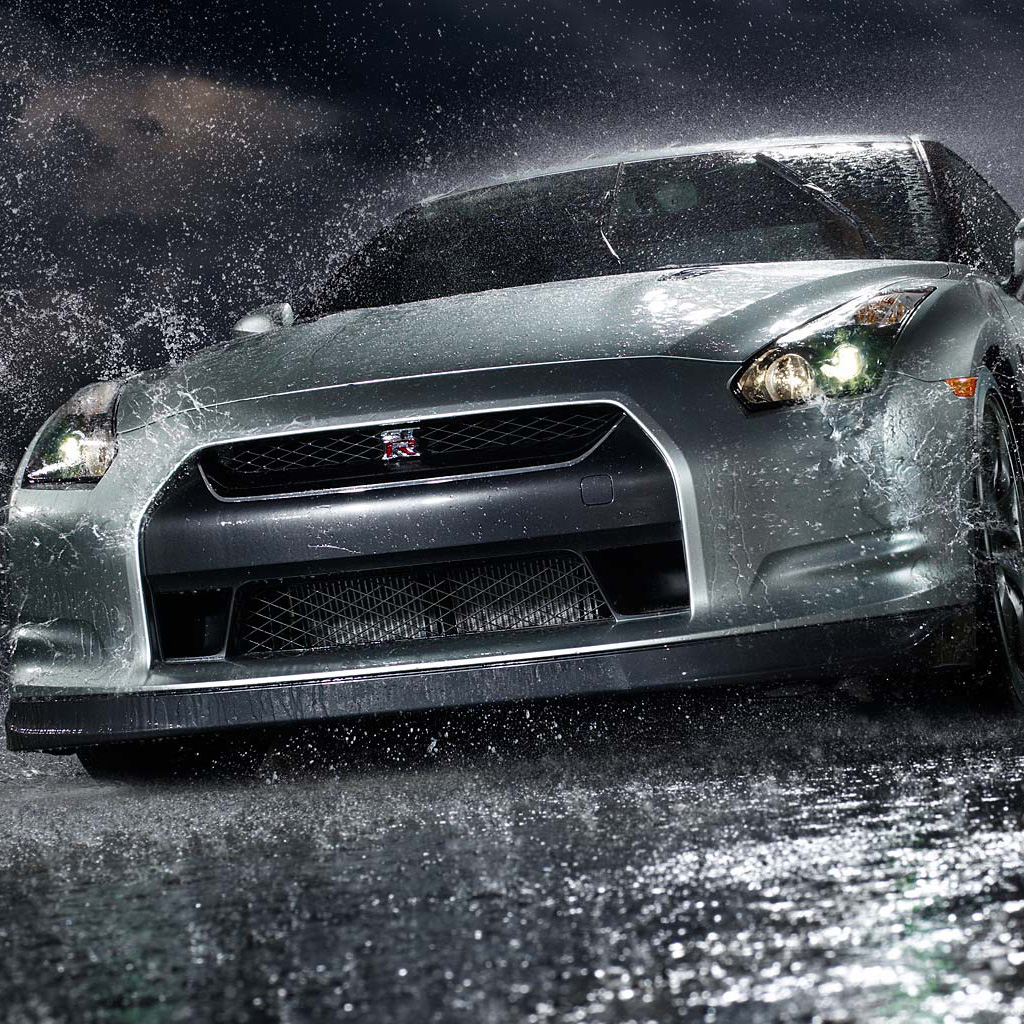 Nissan Gtr Ipad Wallpaper: Nissan GTR IPad Wallpaper, Background And Theme