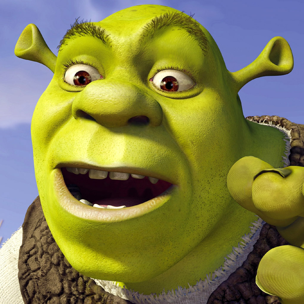 Shrek IPad Wallpaper, Background And Theme