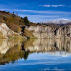 Cliff Reflection
