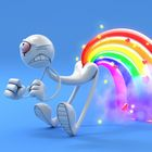 Rainbow Fart