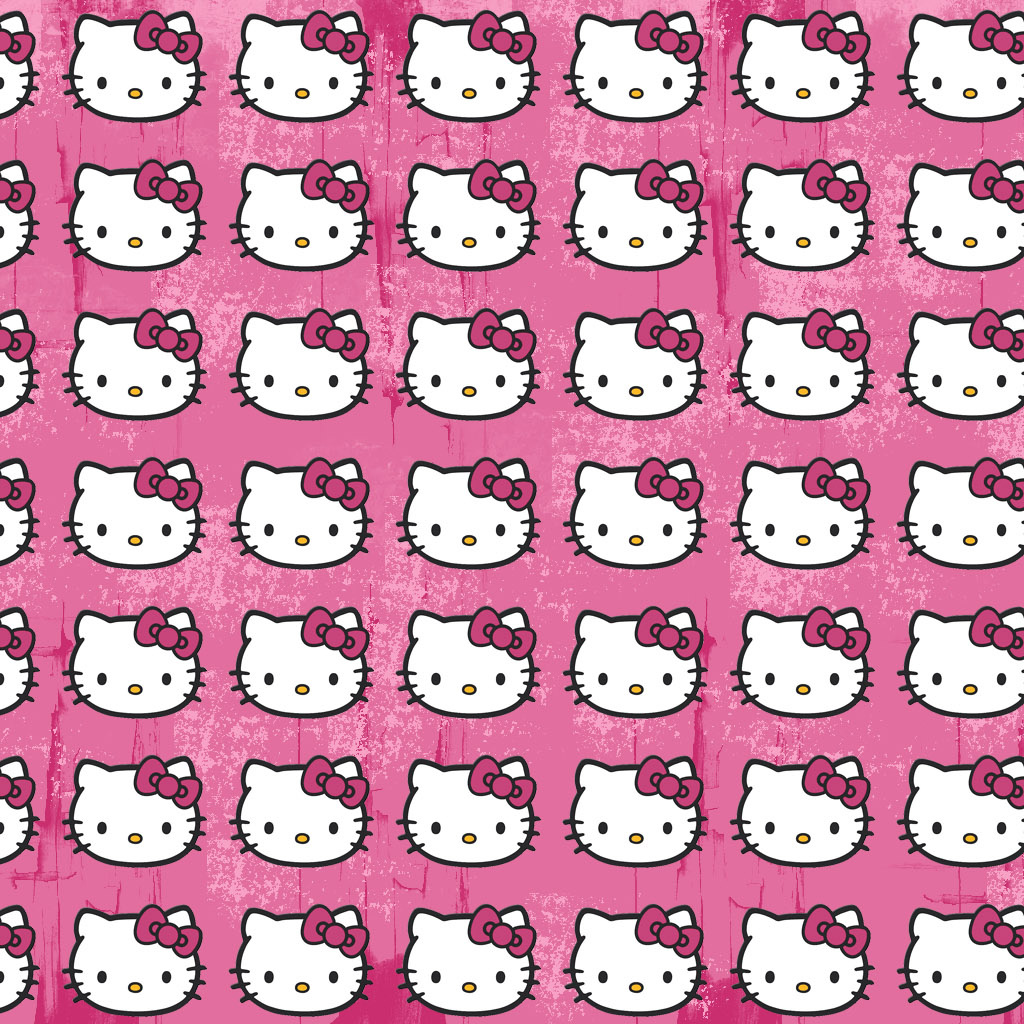 Hello Kitty Pattern